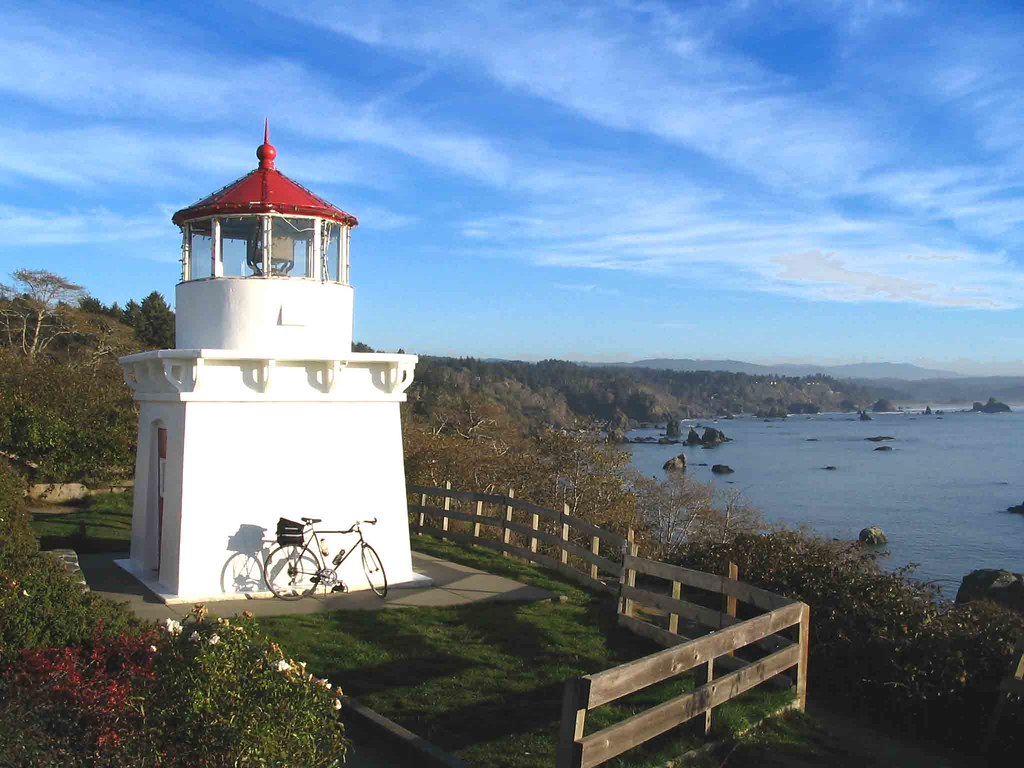 Trinidad Memorial Lighthouse