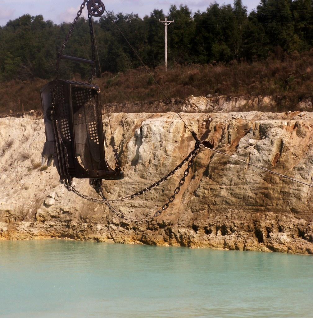 Dredging the Quarry 3
