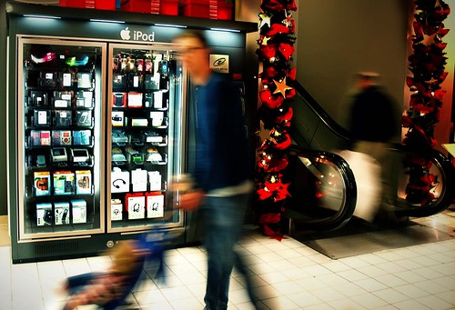 iPod Vending Machine