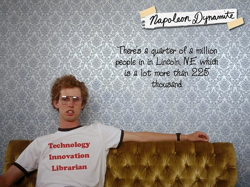 Napoleon Dynamite Wallpaper