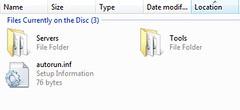 SQL Server 2005 Install Folders