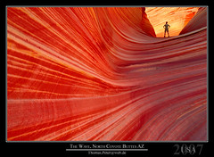 The Wave, North Coyote Buttes AZ photo by thpeter