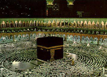 la mecque (kaaba)