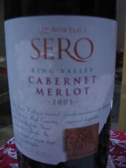 cabernet merolt 2005 wine (by kapsi)