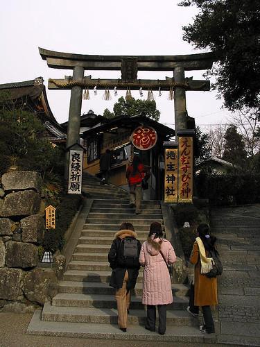 往地主神社