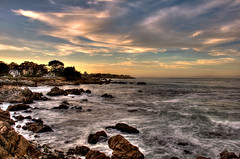 Pacific Grove Sunset photo by clintwillard