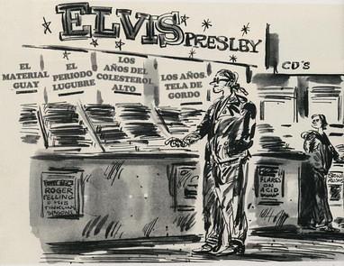 Discos Elvis