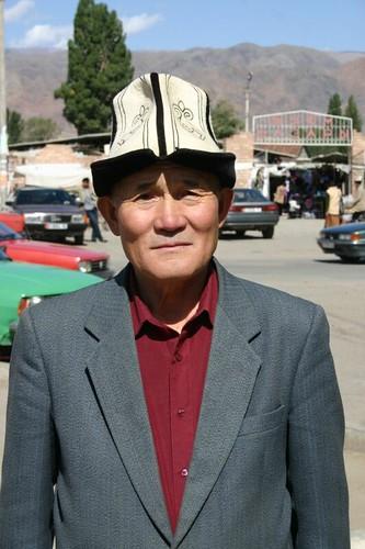 Hat Man #2