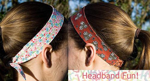 Headbands!