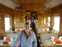 The Mongolian food Carriage1