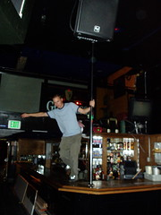 Jimmy on the Pole
