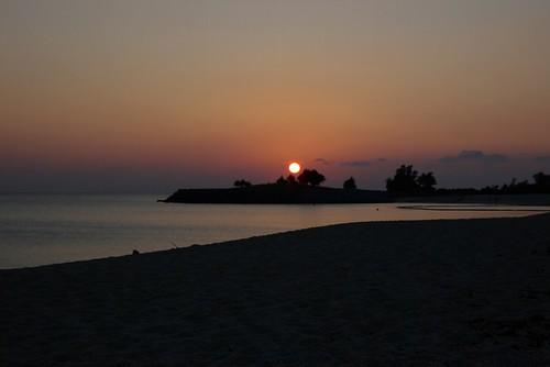 OKINAWA - Sunset