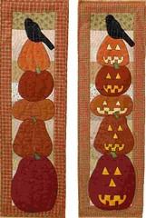 Pumpkins & Birds