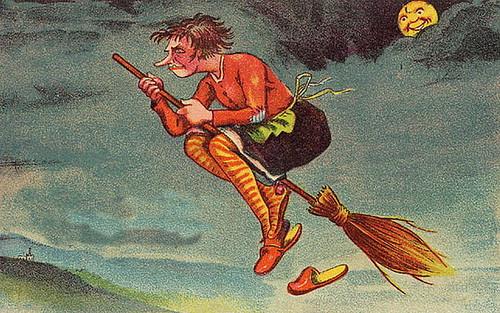 Halloween- Broom