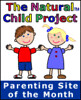 The Natural Child Project Parenting Site of the Month