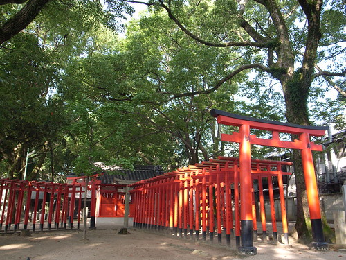 Torii (red colored)