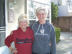 Sue, Mom Stanford Harvard