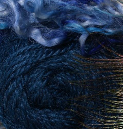 Wensleydale Aran, Wens;eydale hand-dyed fleece