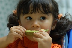 Cantaloupe - Yum!