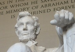 lincoln, detail