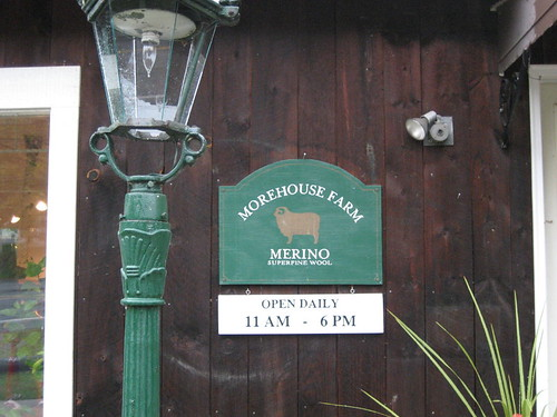 Morehouse Farm Merino shop
