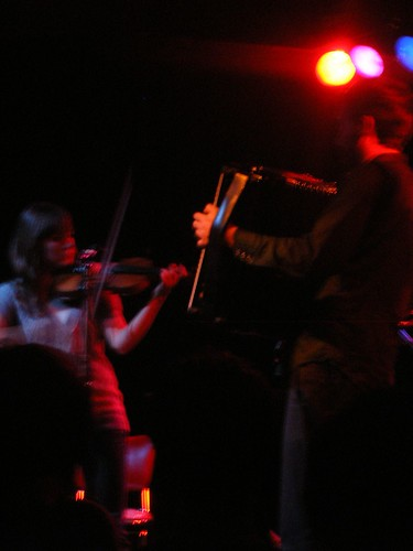 Hawk and a Hacksaw - Crocodile Cafe