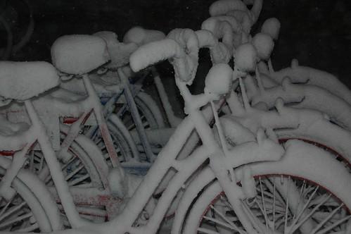 Park Inn Hogbo Brukshotell snow