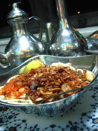 we try kushari