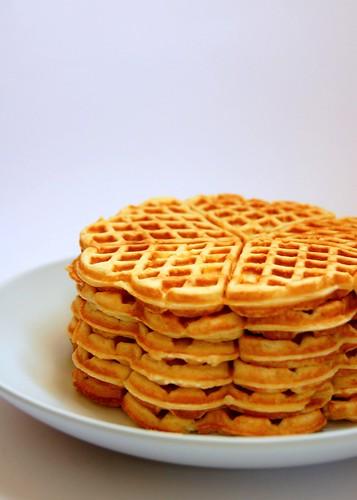 ricotta waffles© by haalo