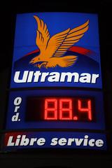 Prix de l'essence
