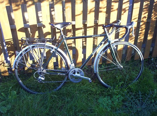 Surly Cross-Check with Ultegra 10speed and Mavic Open Pro/Ultegra wheelset