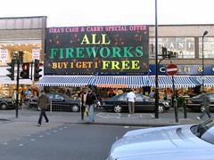 Fireworks are BIG business in Southall