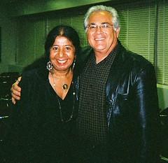 Lorna Dee Cervantes & Nick Kanellos