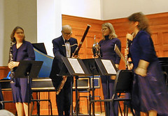 Woodwind Quintet Bows