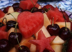 for love of fruit