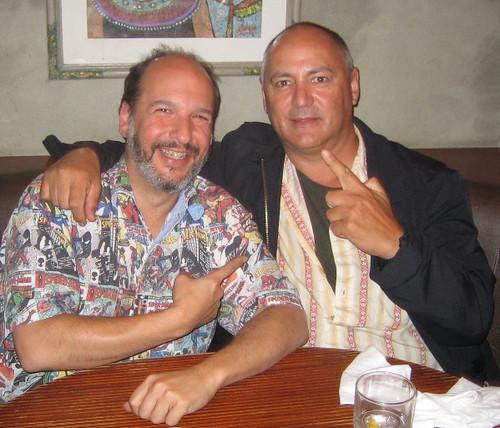 Gazzo & Tom Frank