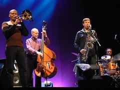 Dave Holland Quintet (casi)