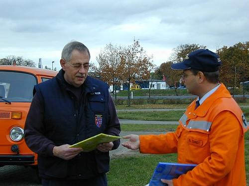 Technischer Dienst 18.11.2006