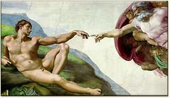Genesis oleh Michaelangelo