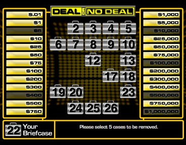 Online gambling deal or no deal casino northbrook il