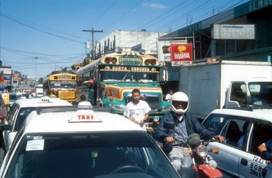 Guatemala City Street 7