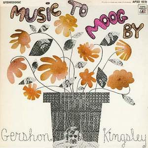Le Pop Corn original figure sur l'album Music to moog by, de Gershon Kingsley