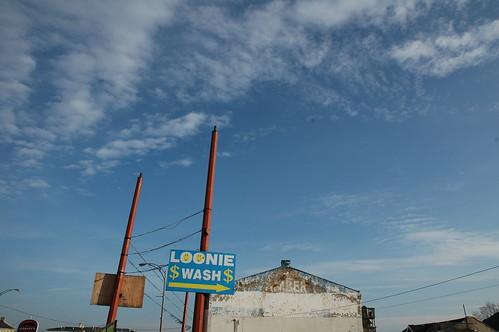 Loonie Wash