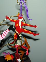 Cirque Du Soleil Ornaments
