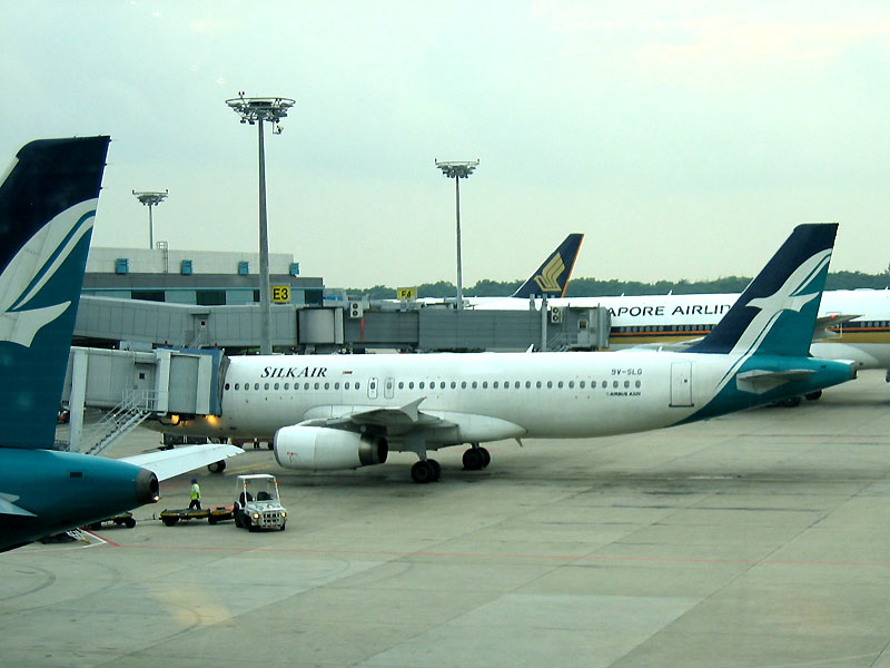 Singapore Airlines A320