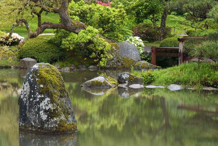 Seattle japanese garden for Landscaping rocks tuscaloosa al