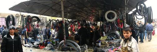 Danilagar Bazaar, Samarkand, Uzbekistan