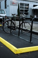 Mississippi St. Bike Parking