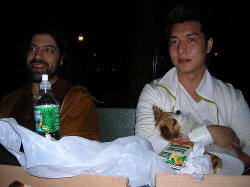workhorse & tsuyoshi