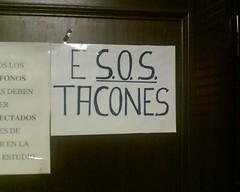 ES.O.S Tacones